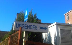 Urgences à l'hôpital