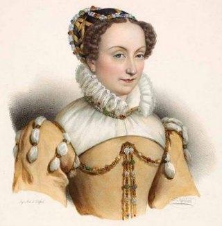 Jeanne III d'Albret Reine de Navarre