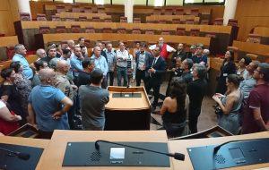 Reportage : Université d'été de Régions et Peuples Solidaires en Corse.