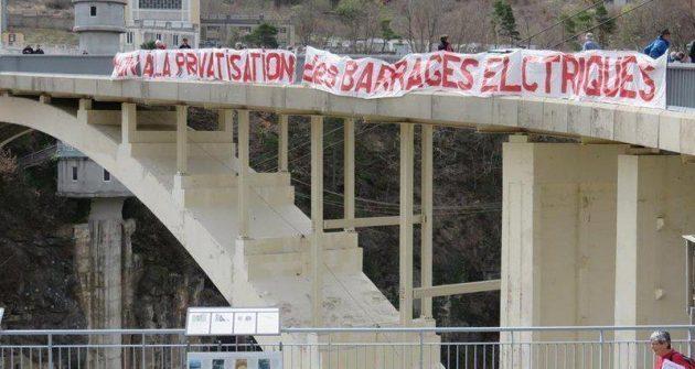 Les privatisations de nos biens partagés.